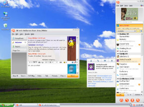 AOL Instant Messenger is one of the oldest IM programs.