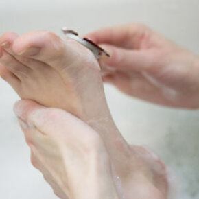 Should you use a foot scraper?