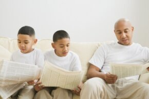 You may have some of the same habits as your parents, but are they based on influence or heredity?