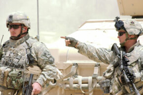 What does it take to get a position translating for the U.S. Army?