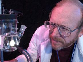 NREL scientist John Turner