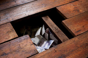 You could face criminal charges if you file for bankruptcy and purposefully conceal information about an asset.
