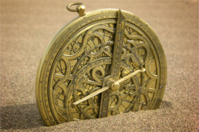 Forget your fancy smartphone and give it up for the world's first analog computer, the astrolabe.