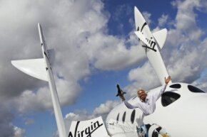 Entrepreneur Richard Branson's Virgin Galactic is already taking bookings at a price of $250,000 a seat.