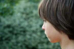 Children with autism either don't speak, or have delayed language development and speak in unusual ways.