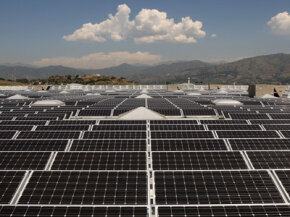 To keep in top shape, solar panels need to be kept clean.