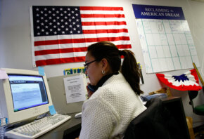 Political candidates often use automatic-dialing technology to remind constituents to vote. Calls can be directed to an aide if the voter has questions.