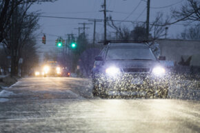 Is all-wheel drive all we need to stay safe on snowy roads?