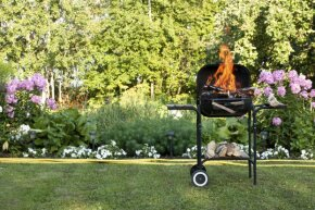 Because grill use involves fire, there's a certain level of danger inherent to cooking out.