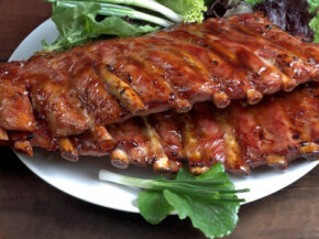 Are your barbecue ribs famous around the neighborhood? See more pictures of extreme grilling.