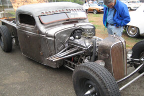 A quick search of Google Images will reveal that bare metal cars run the gamut from gritty to glamorous.