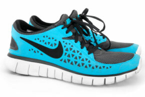 The Nike Free was one of the first shoes to market that touted the barefoot feeling to runners.