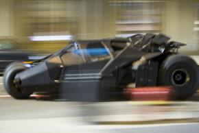 "The Batmobile ""race car"""