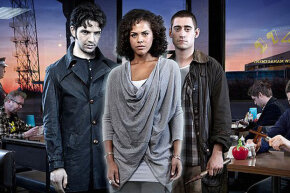 """Being Human"" ran on BBC Three before moving to BBC America and being adapted by Syfy."