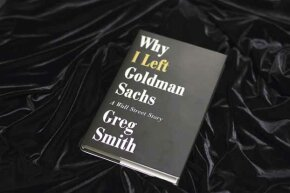 Greg Smith resigned from Goldman Sachs by way of a New York Times op-ed -- and was able to get a book deal out of it.