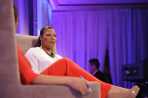 Queen Latifah offered Marina Shifrin a job after she appeared on her talk show following Shifrin's video resignation that went viral.
