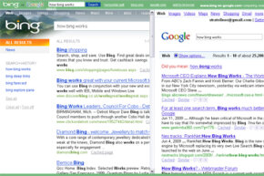 The bing-vs-google.com Web site lets you see how the two sites stack up.