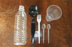 Plastics make up so many of our most common products, which are incredibly durable. Biodegradable plastics could help ensure that your great-great grandkids don't stumble onto that fork you lost at a picnic in 1998. See more green science pictures.