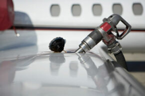 Alternative Fuel Vehicle Pictures Biofuel has already been used in experiments to power jets, and it may be used in place of jet fuel more frequently in the future. See more pictures of alternative fuel vehicles.