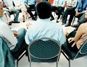Group therapy has proven helpful for many.