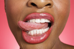 If bites cause infections what really happens when we chomp down on our tongues?