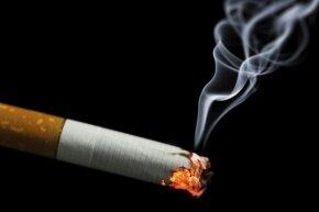 You're going to blow tobacco smoke WHERE?