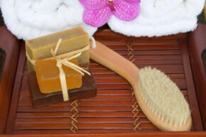 Are body brushes an effective weapon against cellulite? See more pictures of skin problems.