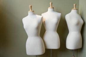 Not every woman's body is shaped like a dressmaker's model.