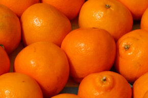 These oranges are loaded with vitamin C, but since the vitamin is water-soluble, you'll have to incorporate it into your daily diet. See more fruit pictures.