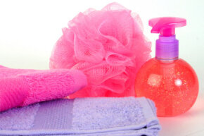Getting Beautiful Skin Image Gallery Body wash can be gentle skin cleansing option. See more beautiful skin pictures.