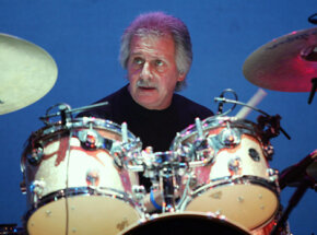 Former Beatle Pete Best now tours with his own band. His mother was credited with giving the Beatles their first break.