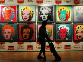 Some scientists believe that Andy Warhol had Asperger's syndrome, a form of autism.