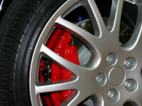 High-performance cars need big, strong brake calipers that can slow or stop the vehicle from high speeds.