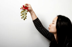 Glad tidings: Christmas is the least likely time to get dumped.