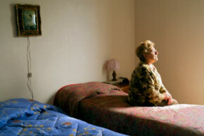 Older women tend to suffer from broken heart syndrome more frequently.