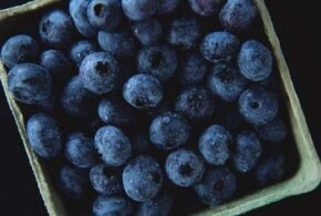 Berries need extra care when being handled.