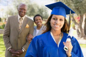 Experts recommend covering your children until a year or so beyond college graduation age.
