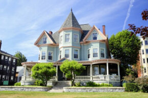 Have you always dreamed of owning a historic property? There are a few things to consider first.