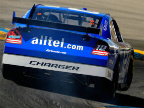 Racecars turn corners at high speeds, meaning that the tires will lean significantly. Adjusting the camber lets these tires get maximum traction during a turn.