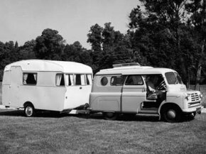 Campers come in all shapes and sizes.