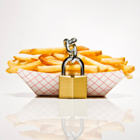 Fries are a big no-no if you've adopted calorie restriction.