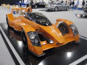 Image Gallery: Exotic Cars A Caparo T1 showcased at the British Motor Show. See more exotic car pictures. A McLaren F1 LM on display at the 2006 British International Motorshow.