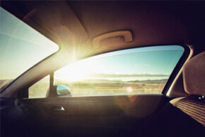 Car interiors are actually toxic all year round, but the summer sun tends to stir up more of those toxic fumes.