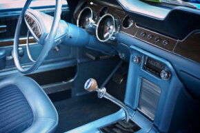 The scope of your interior restoration job depends on your car's original condition.