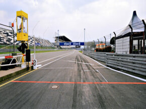 The Nurburgring race track in Germany is one of the most well-known car testing sites in the world.