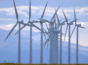 The carbon offsets you might purchase from your local power company go to offset clean energy such as wind power.