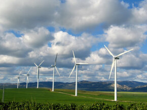 A tax on carbon would increase the cost-competitiveness of alternative power.