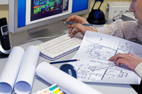 You may not have considered a career as an architect or structural engineer, but a career test might reveal a latent talent for that type of job.