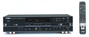 The Yamaha CDR-D651, a dual-tray stereo-component burner: With this burner, you take music tracks directly off of another CD, instead of from your hard drive. Burners like this are usually fast and accurate, but typically can only be used to create music CDs.