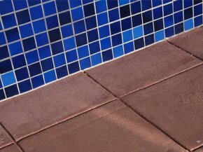 From the bathroom to the kitchen, you'll find many uses for ceramic tile.